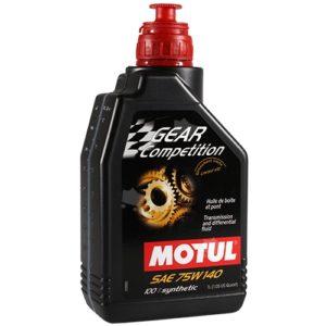 motul gear competition